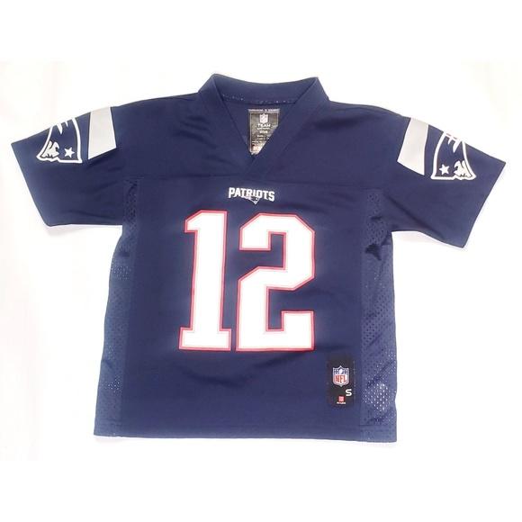 72be06ff Patriots Tom Brady Kids Jersey
